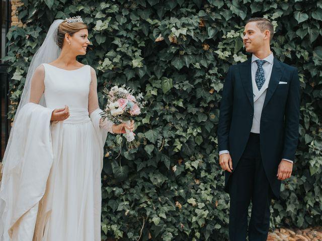 La boda de Marta y Guillermo