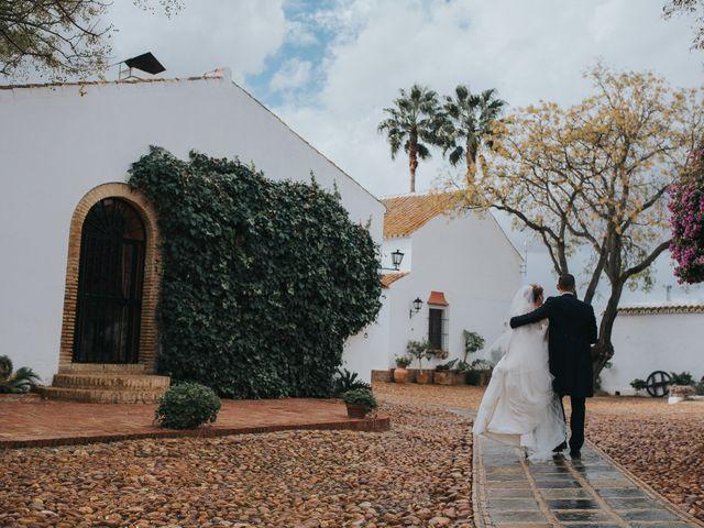 La boda de Guillermo y Marta en Carmona, Sevilla 21
