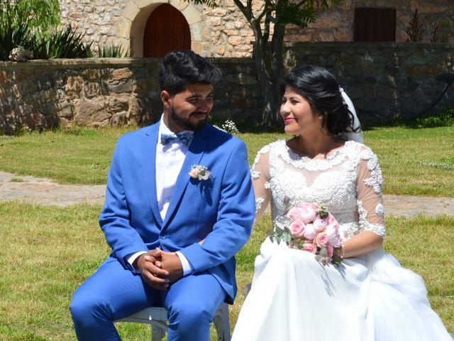 La boda de Paulo  y Tania en Sallent, Barcelona 7