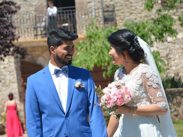 La boda de Paulo  y Tania en Sallent, Barcelona 9