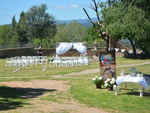 La boda de Paulo  y Tania en Sallent, Barcelona 15