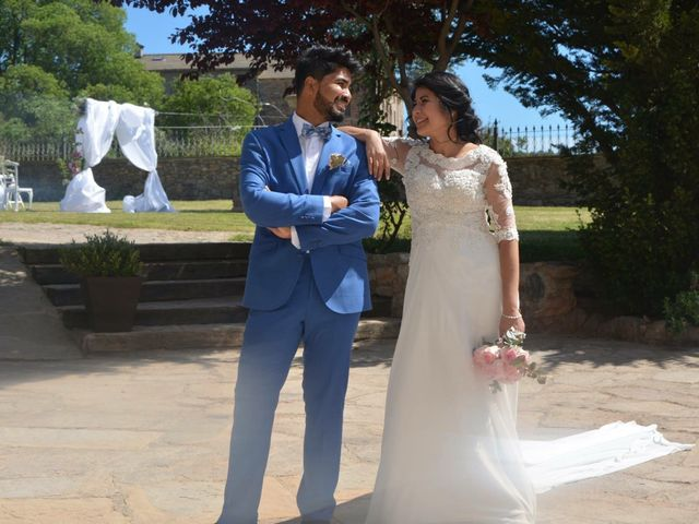 La boda de Paulo  y Tania en Sallent, Barcelona 17
