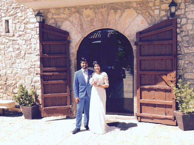 La boda de Paulo  y Tania en Sallent, Barcelona 20