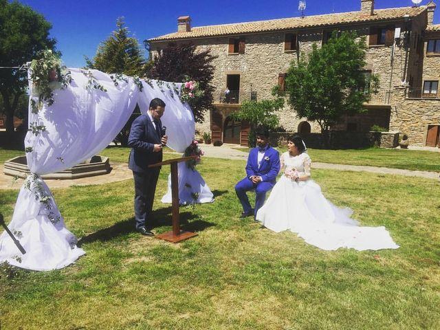 La boda de Paulo  y Tania en Sallent, Barcelona 30