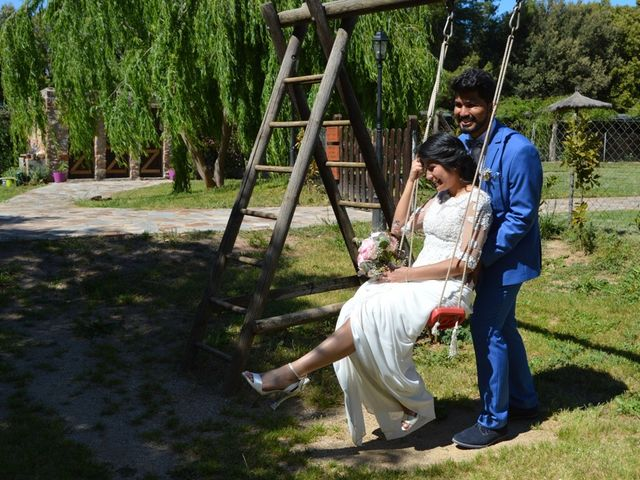 La boda de Paulo  y Tania en Sallent, Barcelona 51