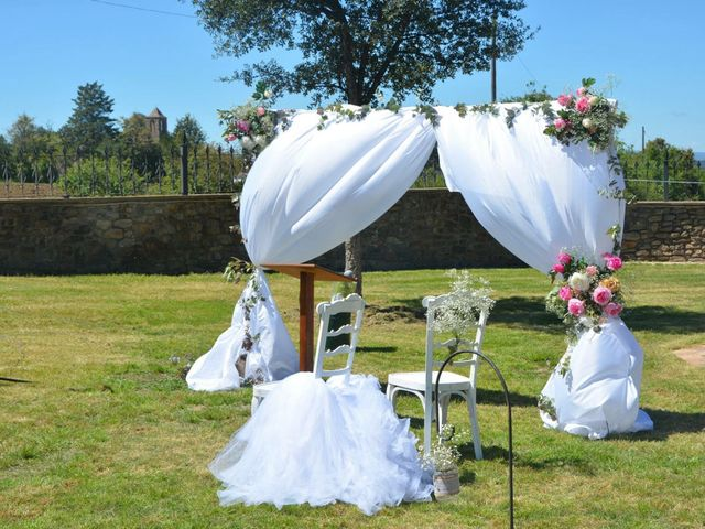 La boda de Paulo  y Tania en Sallent, Barcelona 63