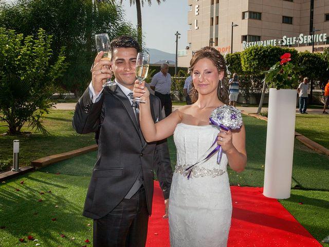 La boda de Anabel y Javier