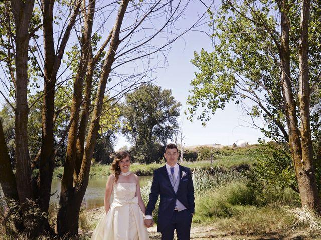 La boda de Javi y Tania en Palencia, Palencia 5