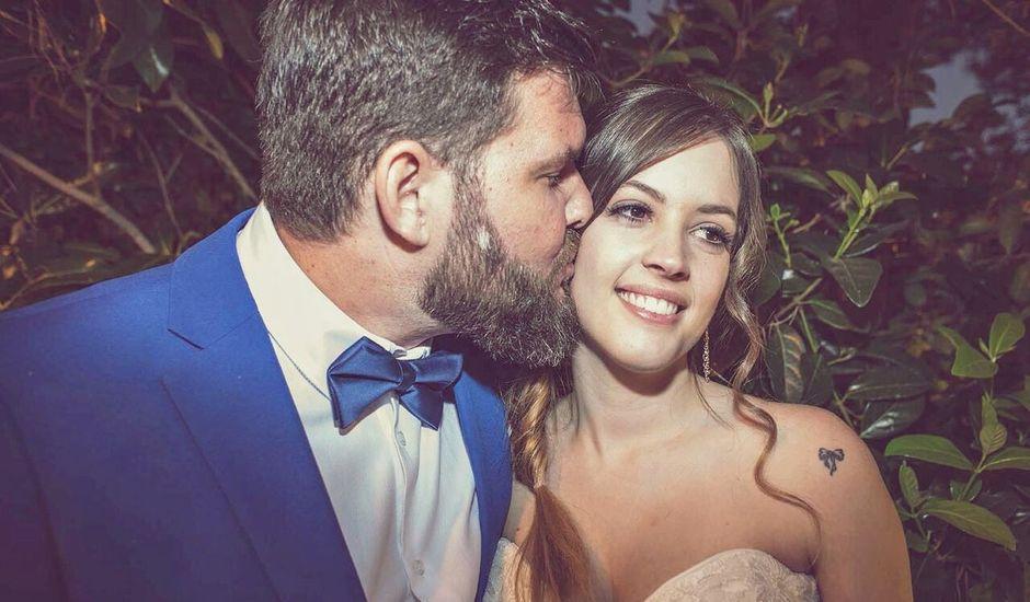 La boda de Rubén y Patricia en Guadarrama, Madrid