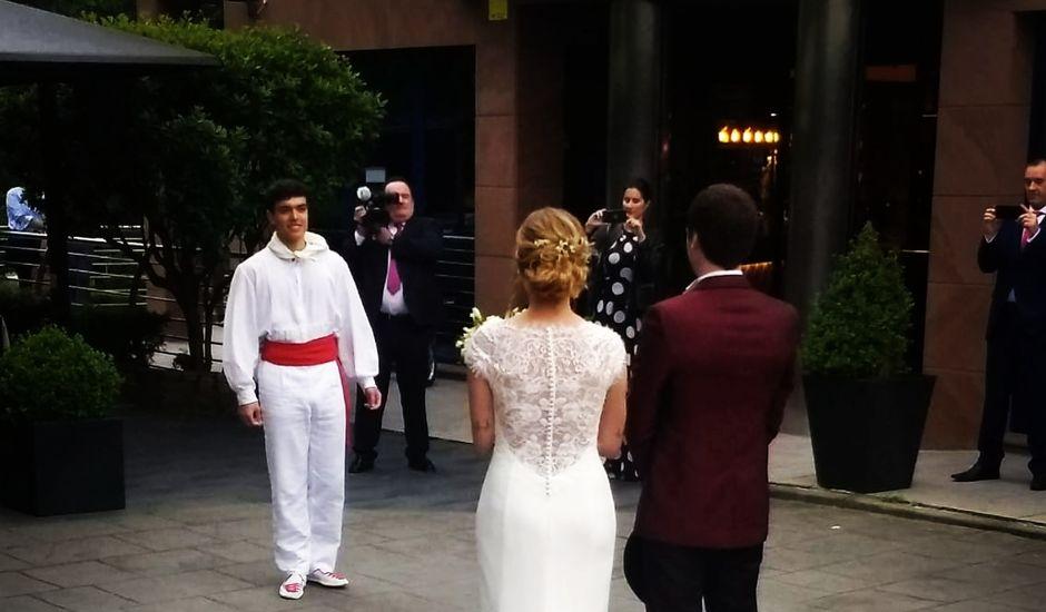 La boda de Aide y Aizea en Zamudio, Vizcaya