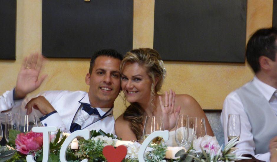 La boda de Juan Carlos y Cristina en Villamuriel De Cerrato, Palencia