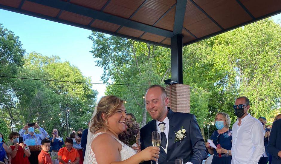 La boda de Manu y Bego  en Fuenlabrada, Madrid