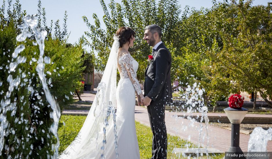 La boda de Manuel y Carmen en Adra, Almería