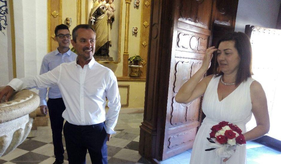 La boda de Jose Angel y Angeles en Ricote, Murcia