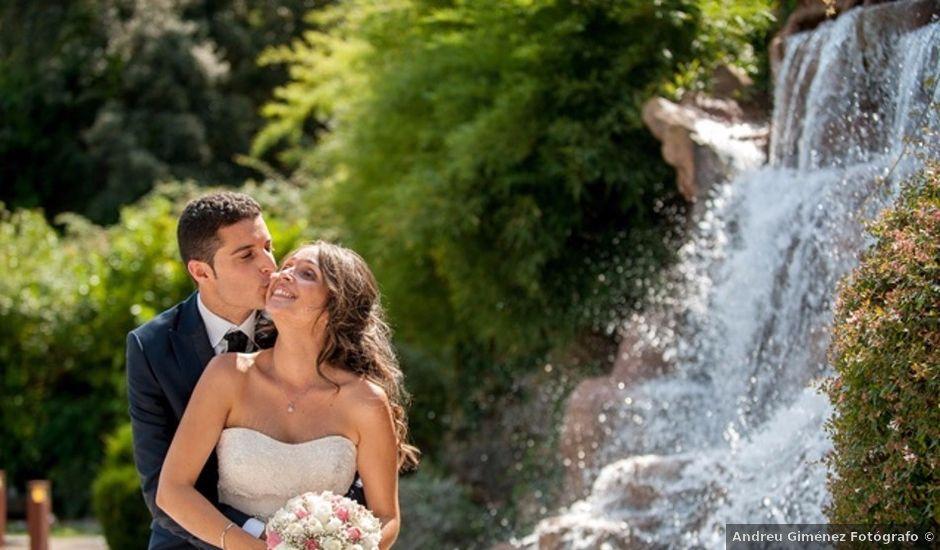 La boda de Marc y Maeva en Sentmenat, Barcelona