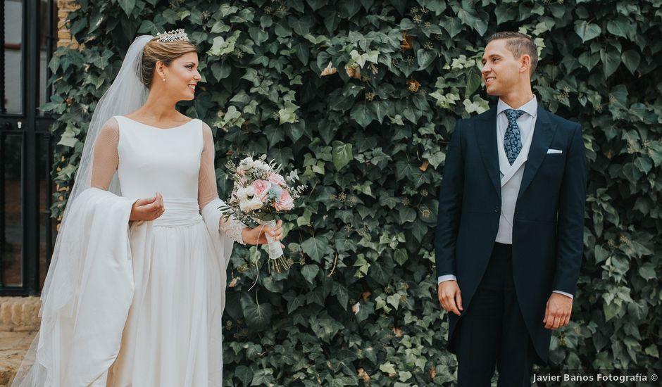 La boda de Guillermo y Marta en Carmona, Sevilla