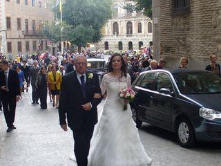 La boda de Sonsoles y Carlos 1