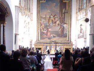 La boda de Sonsoles y Carlos 2
