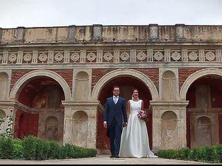 La boda de Miriam y Juan Pedro