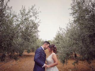 La boda de Sandra y Manuel