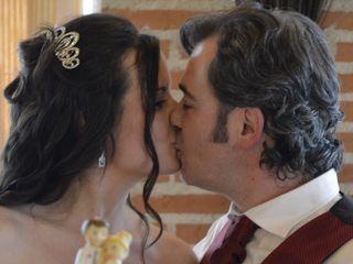 La boda de Sonsoles y Carlos