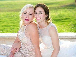 La boda de Angela Saura y Timothy Rodgers 1