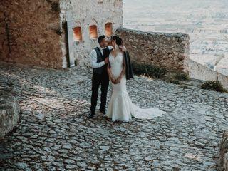 La boda de Sandra y Jonathan
