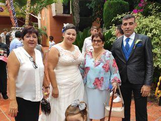 La boda de Lidia y Toni