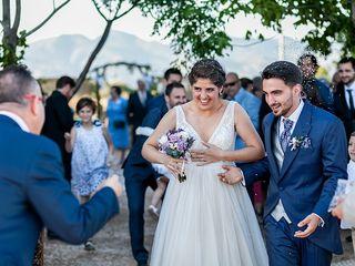 La boda de Adrian y Marta 2