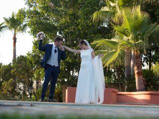 La boda de Lucía y Samuel