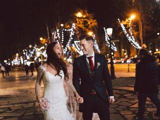 La boda de Alex y Andrea