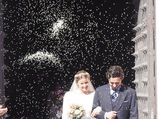 La boda de Maria  y Abel