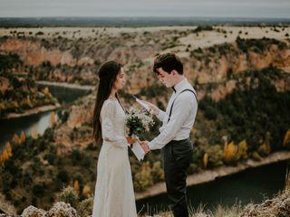 La boda de Lua y Mat
