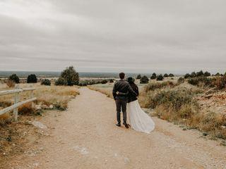 La boda de Lua y Mat 2