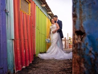 La boda de Adrián y Nazaret