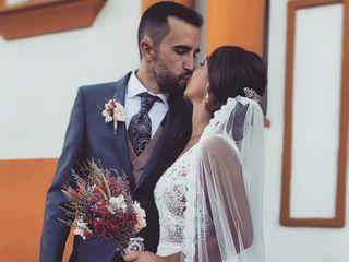 La boda de Sergio y Desirée