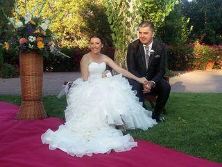 La boda de Olga y Juanra