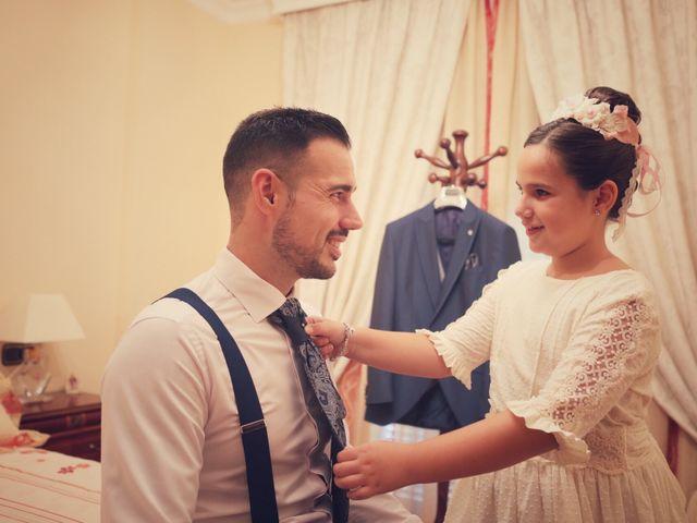 La boda de Manuel y Sandra en Alora, Málaga 1
