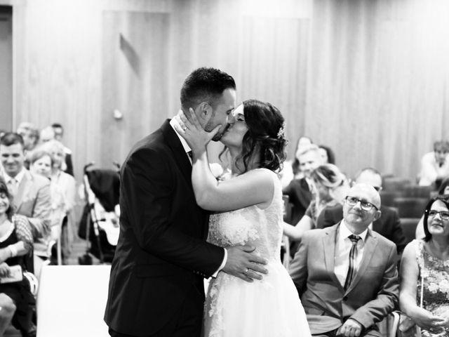 La boda de Manuel y Sandra en Alora, Málaga 5