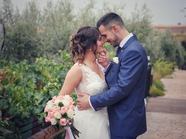 La boda de Manuel y Sandra en Alora, Málaga 8