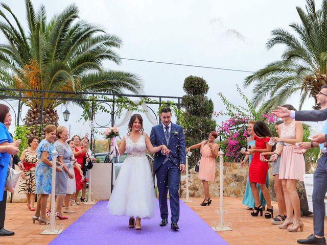 La boda de Manuel y Sandra en Alora, Málaga 9
