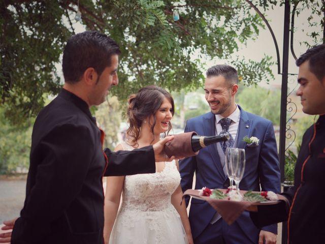La boda de Manuel y Sandra en Alora, Málaga 11