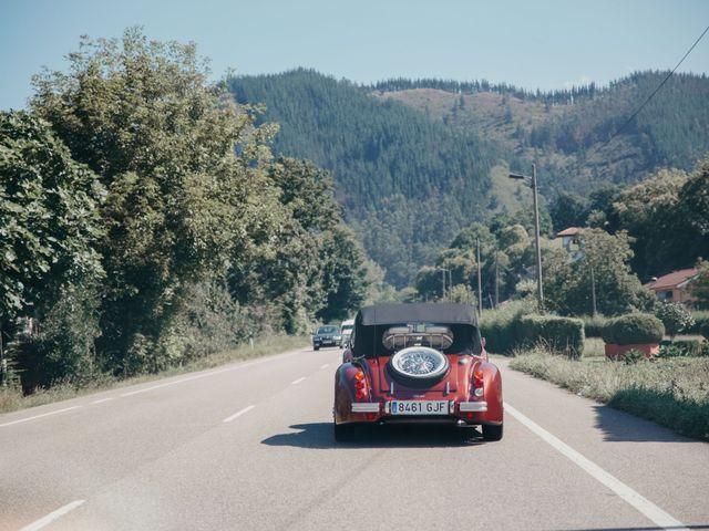La boda de Juan y Ali en Ribadesella, Asturias 21