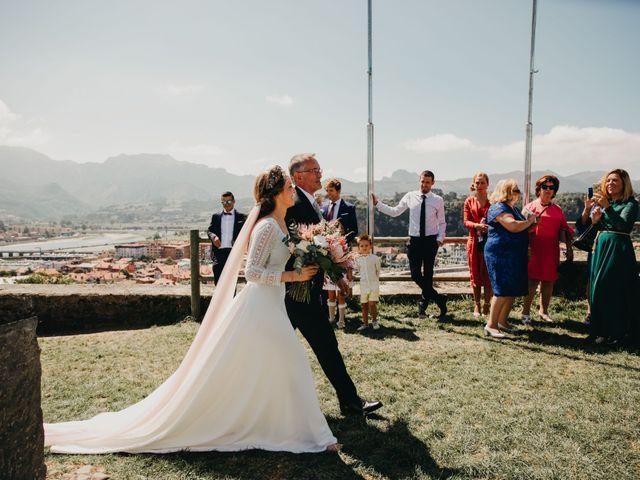 La boda de Juan y Ali en Cangas De Onis, Asturias 26