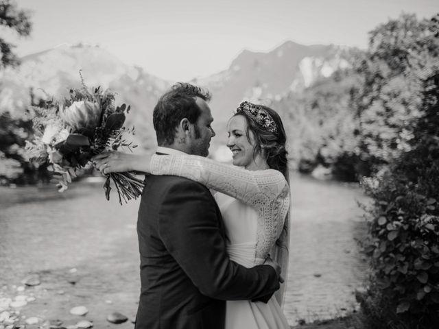 La boda de Juan y Ali en Cangas De Onis, Asturias 81