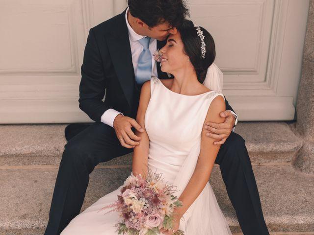 La boda de Jaime y Maria en Madrid, Madrid 19