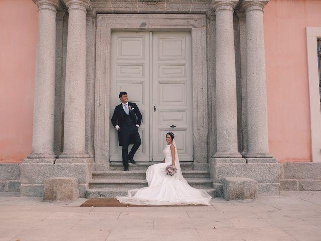 La boda de Jaime y Maria en Madrid, Madrid 2