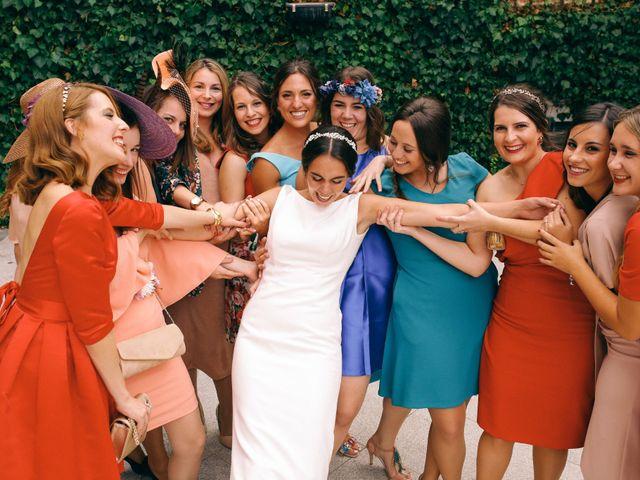 La boda de Jaime y Maria en Madrid, Madrid 35