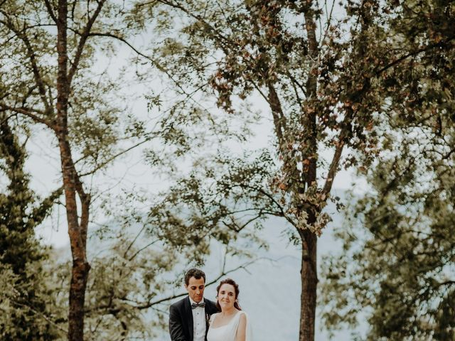 La boda de Josep y Yolanda en Camprodon, Girona 5