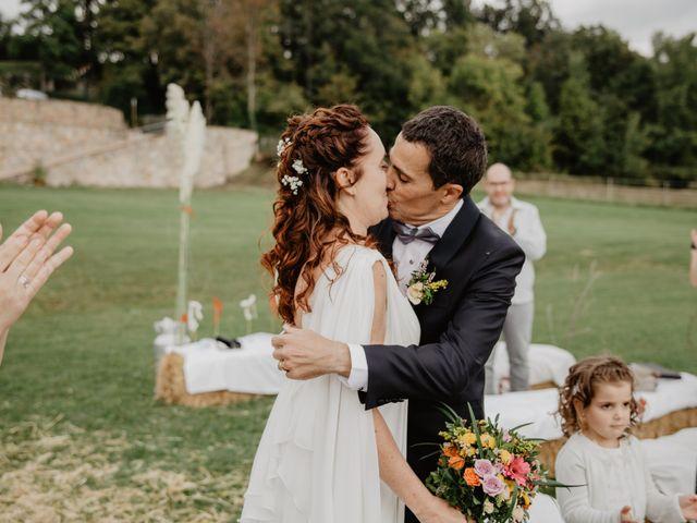 La boda de Josep y Yolanda en Camprodon, Girona 1